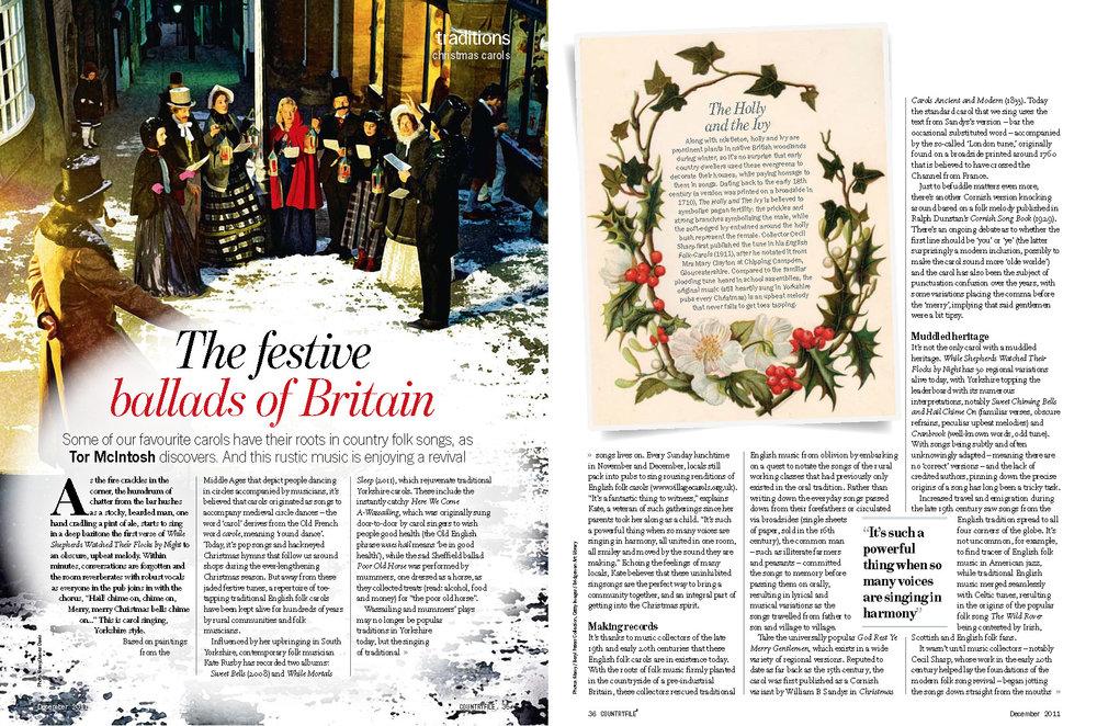 Festive Ballads of Britain