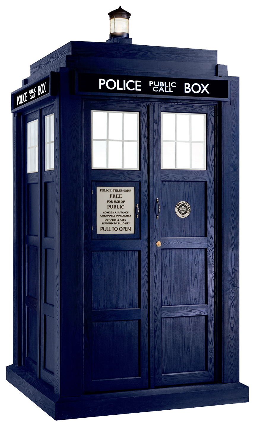 tardis doctor who png