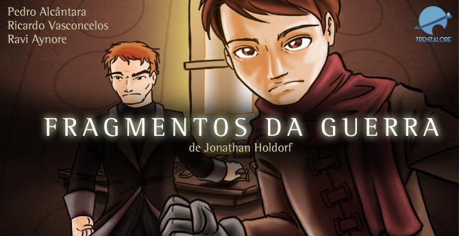 fragmentos da guerra audio drama brasileiro doctor who