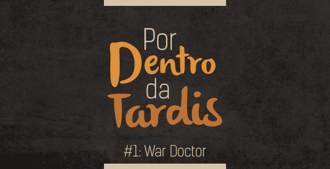 Por Dentro da TARDIS audio drama brasil Doctor Who