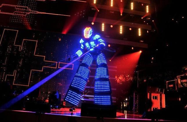Robô Anti-Shadow Kin