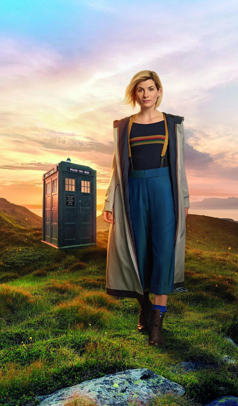 BBC | 13ª Doutora - Jodie Whittaker