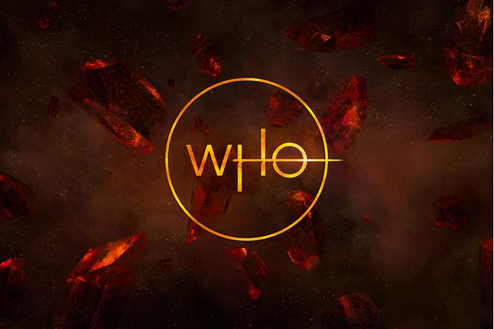 doctor who novo logo insígnia who