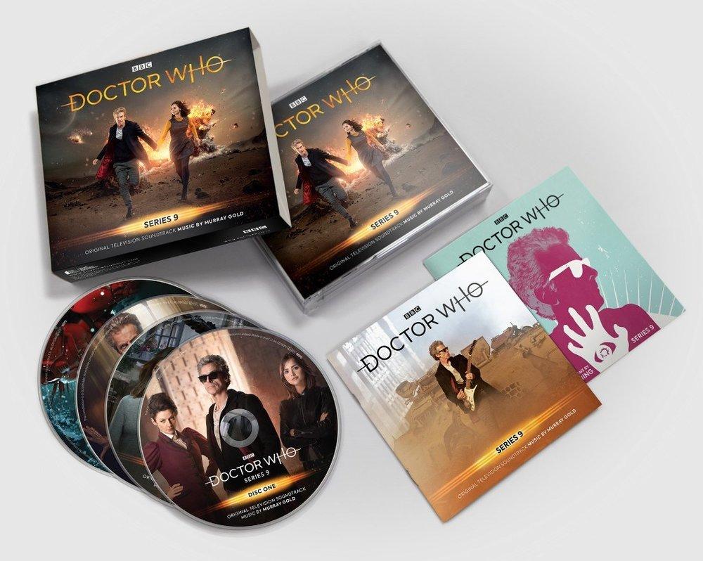 doctor who 9ª temporada trilha sonora