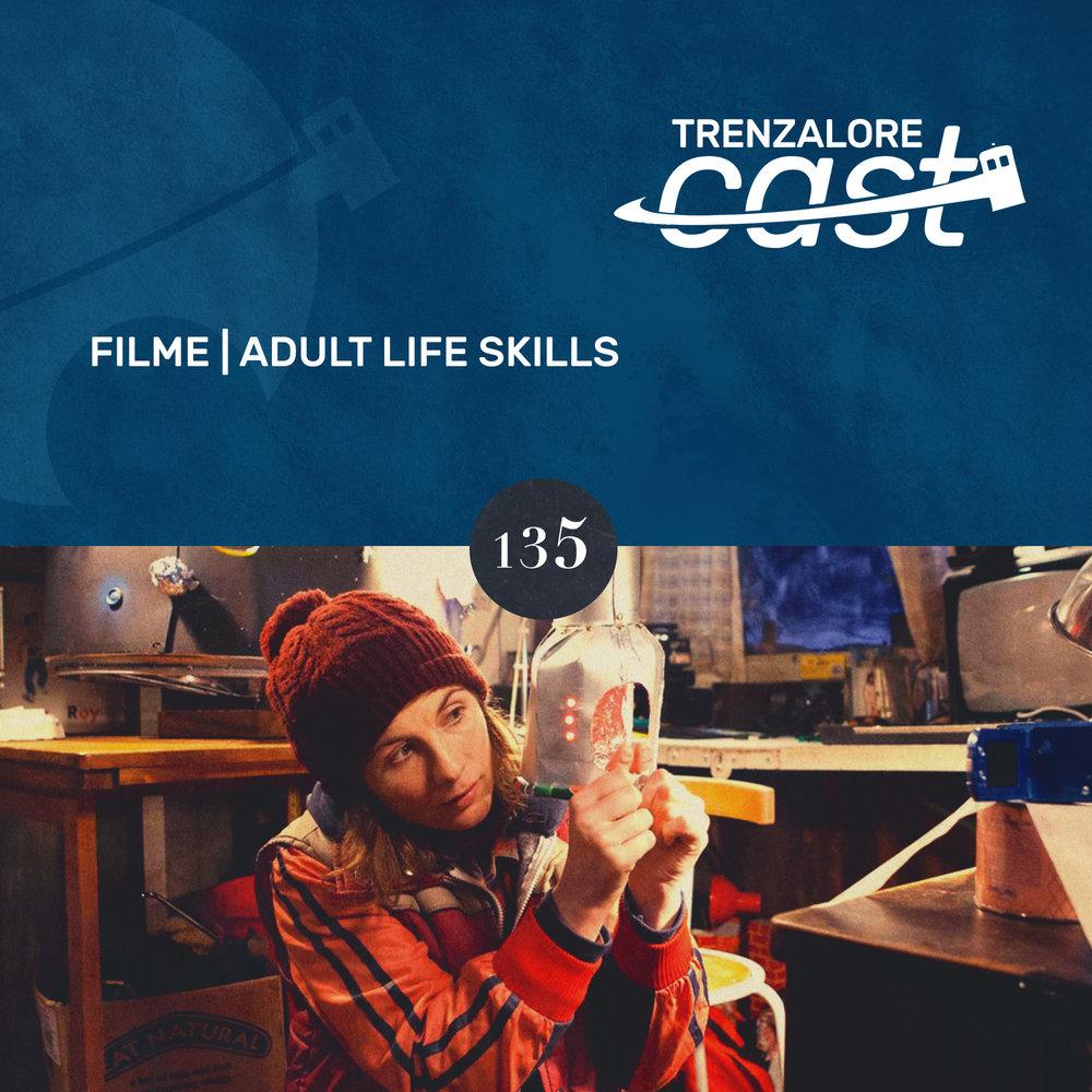 - Está no ar o TrenzaloreCast #135! Neste programa conversamos sobre a Jodie Whittaker no filme Adult Life Skills.