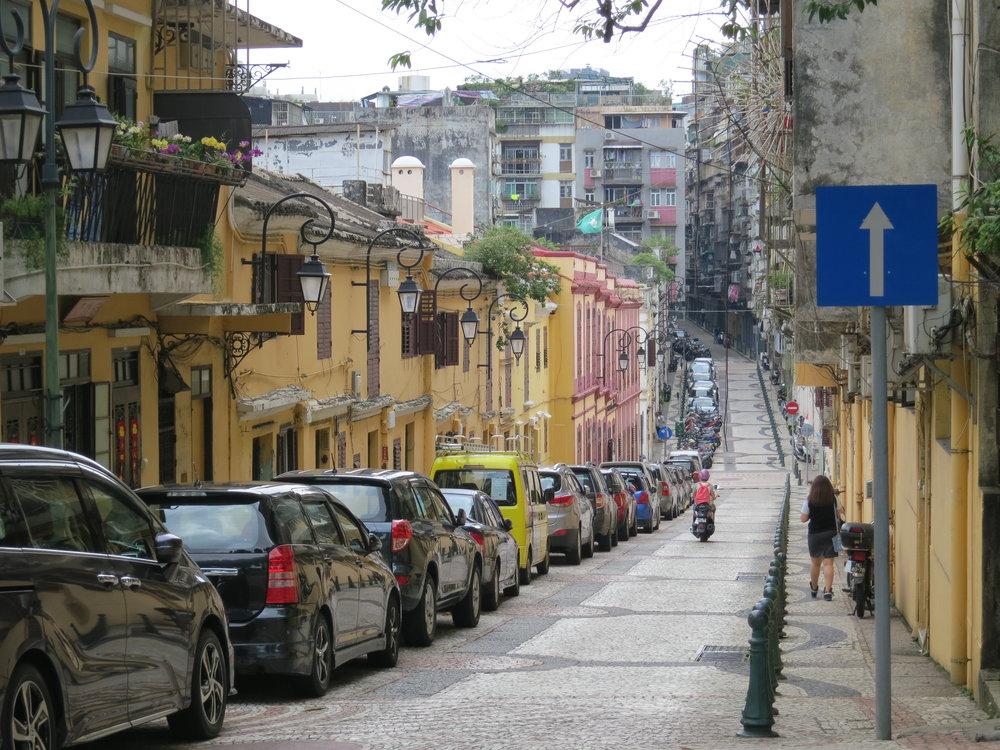 Portuguese-era colonial architecture - Macau