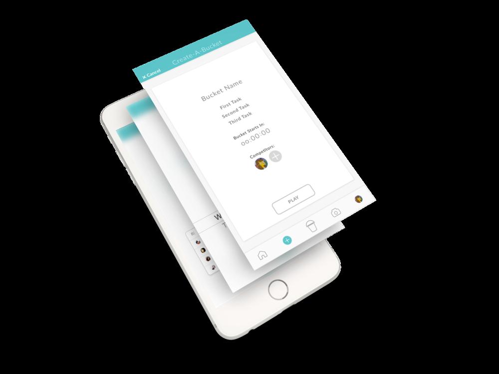 Bucket: a new kind of social media app