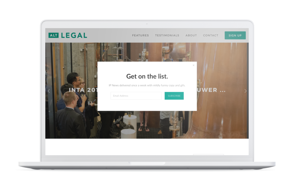 Alt Legal Blog