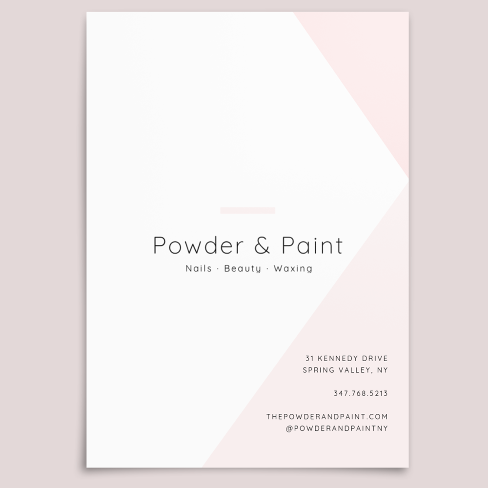 Powder & Paint