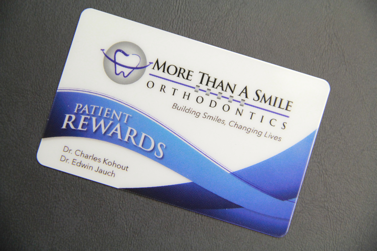 Patient Rewards — More Than a Smile Ortho