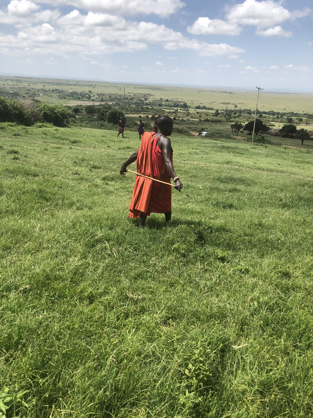 A Tribe called Maasai Mara