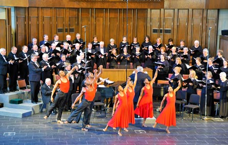 Bach Society of Dayton presents Celebrating Dance and Song