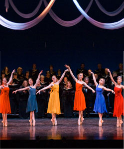 Bach Society of Dayton and Gem City Ballet