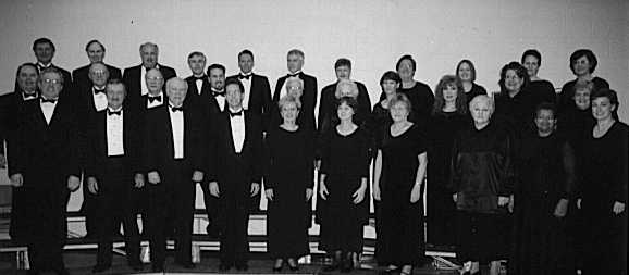 Bach Society of Dayton, circa 2002-2003