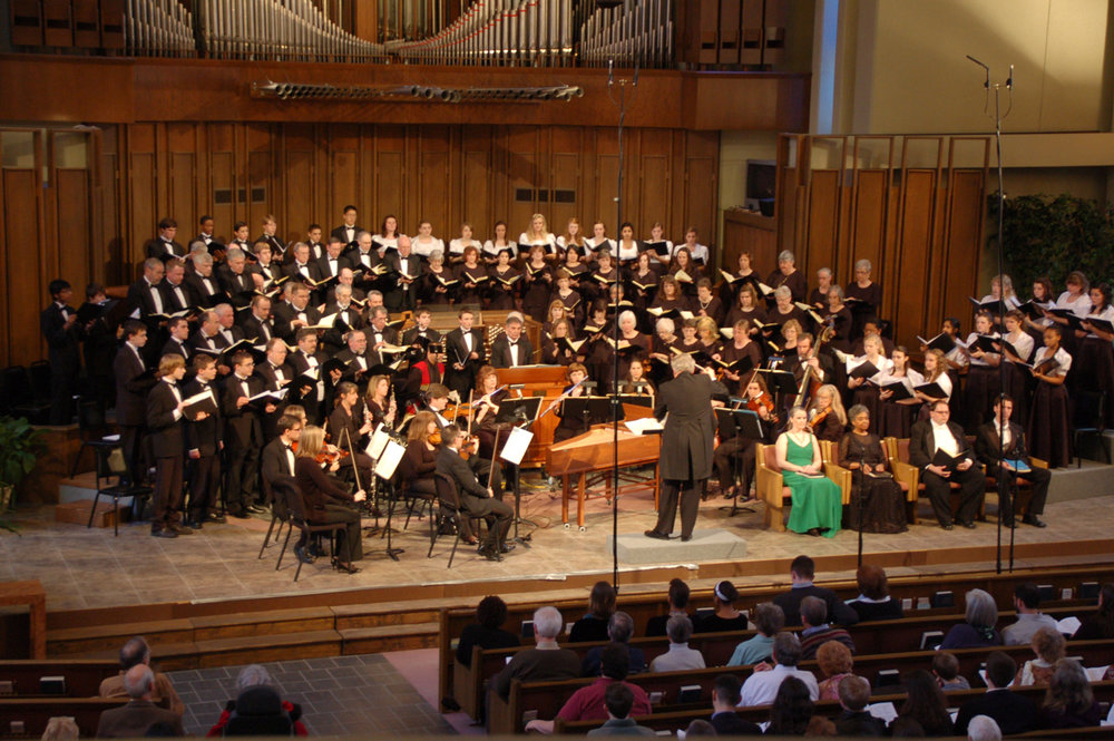 Bach Society of Dayton presents St. John Passion