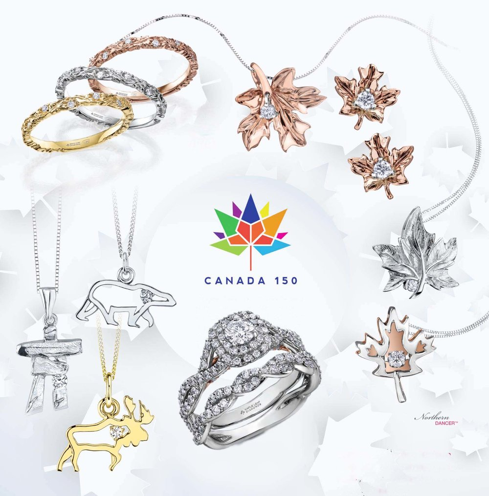 Canadian-jewellery-collection