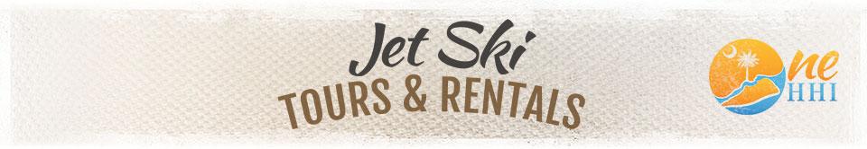 Jet Ski tours & rentals