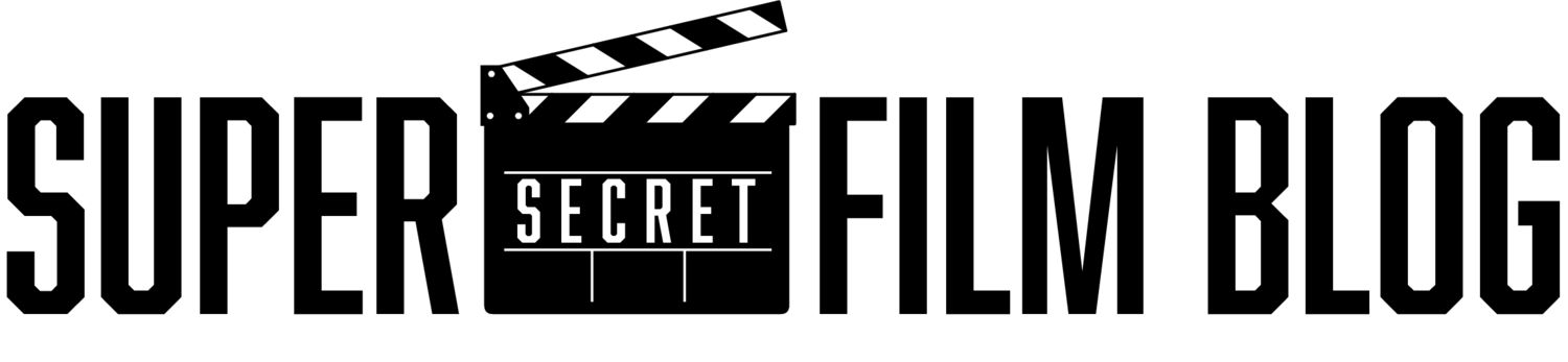 Super Secret Film Blog