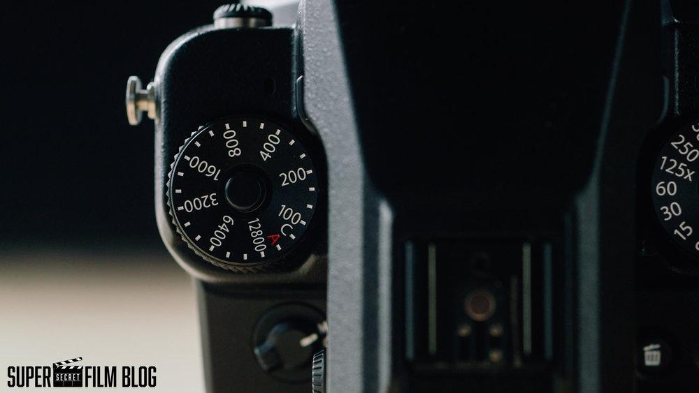 Sexy control dials
