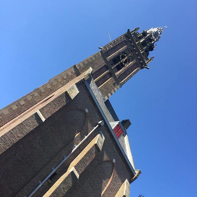 The shortest church around.
