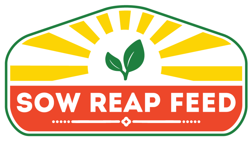 Sow Reap Feed Logo