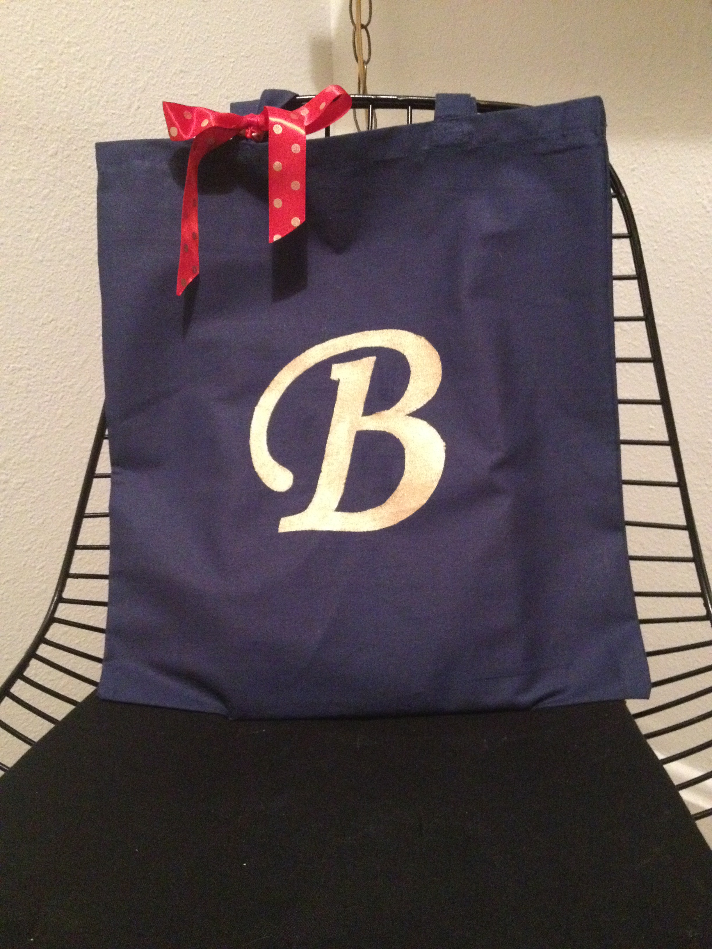 The Queen B Tote