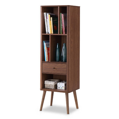 Ellingham-Mid-century-Retro-Modern-1-drawer-Sideboard-Storage-Cabinet-Bookcase-Organizer-FP-6785-Walnut.jpg