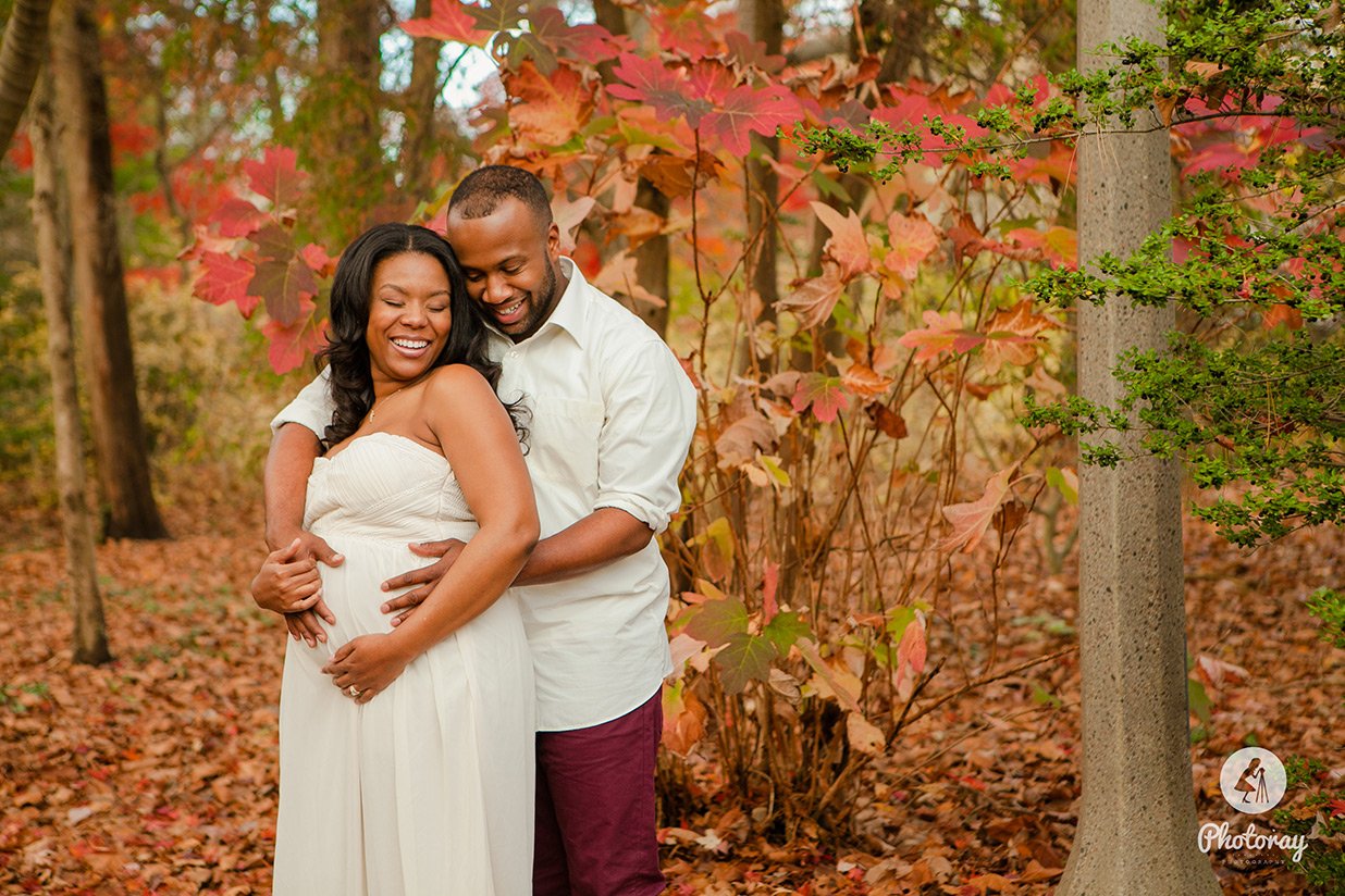 Sayen Gardens Maternity Session: Andrew & Lorna — The Best New ...