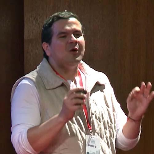 Alvaro Garrido (Telefónica Chile)