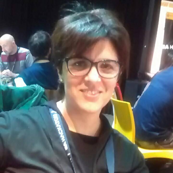 María Mendoza (IxDA La Plata)