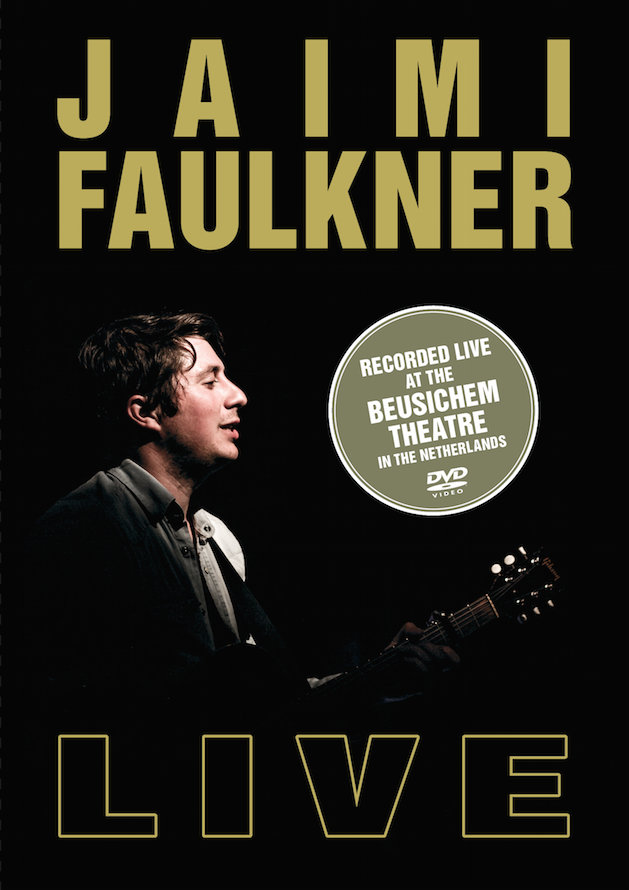 Jaimi Faulkner DVD - Live at the Beusichem Theatre