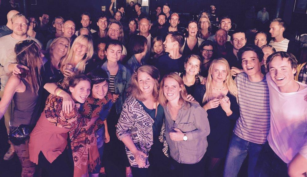 Simplon Groningen Crowd