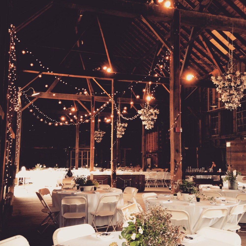 albany barn wedding