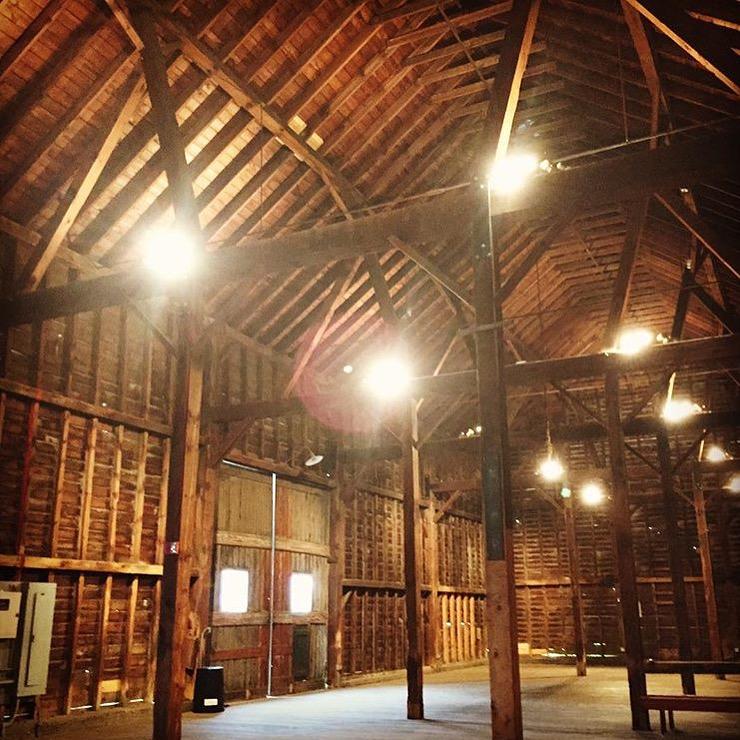 shaker heritage barn albany