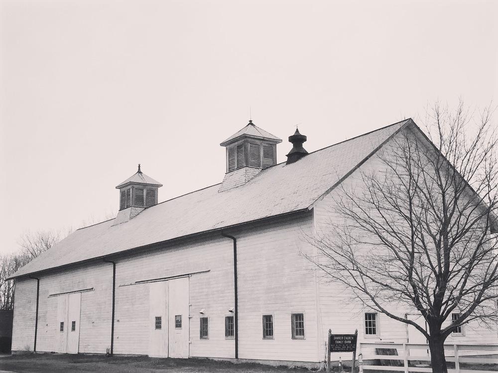 shaker heritage barn wedding venue