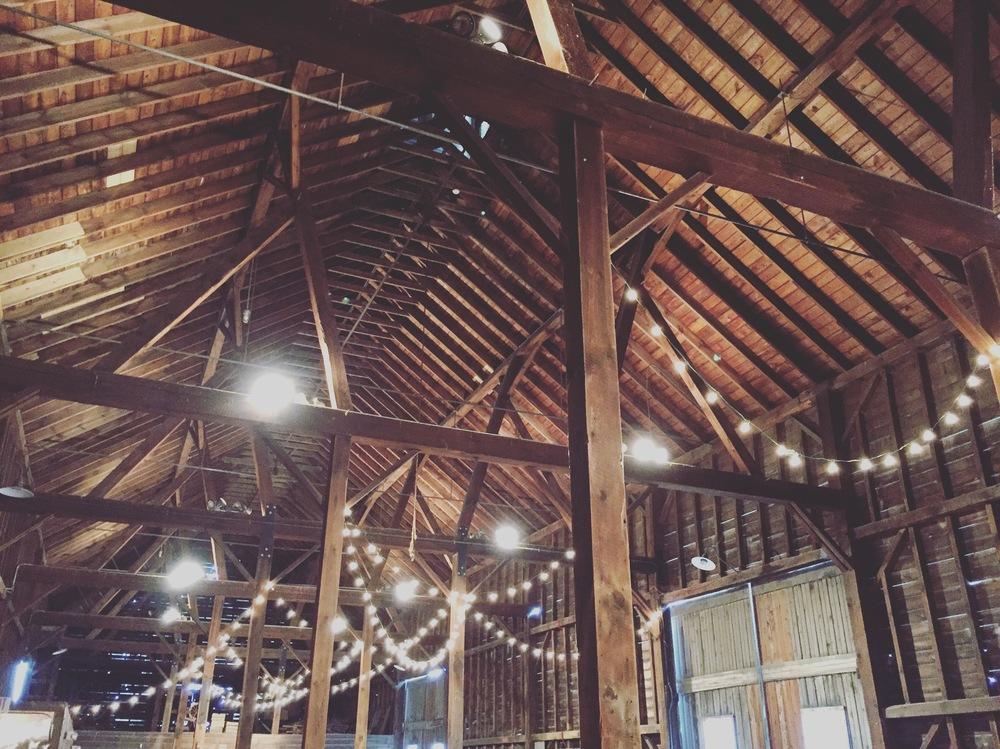historic barn weddings