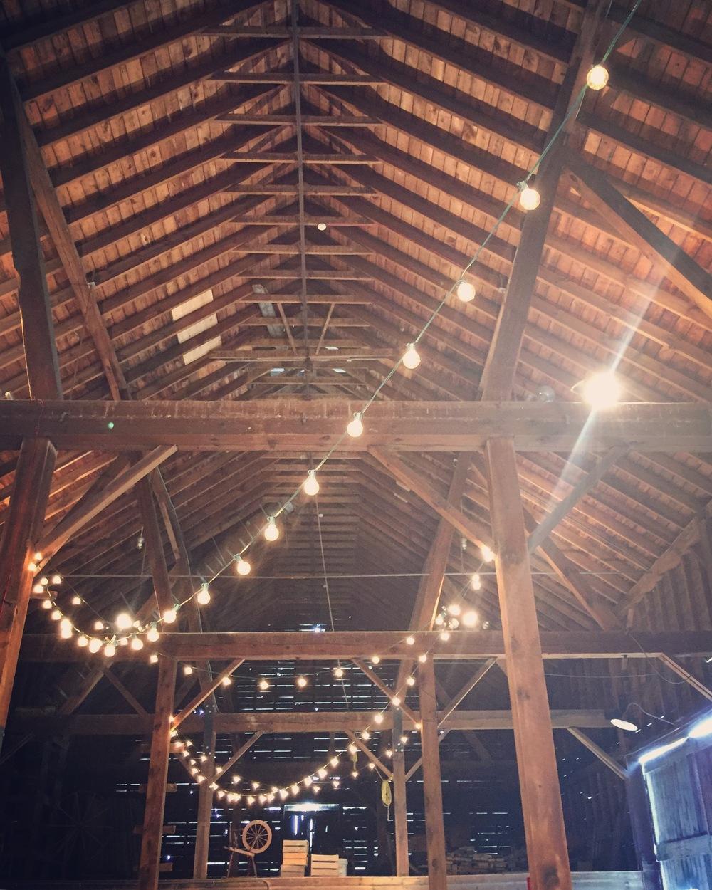 albany barn wedding