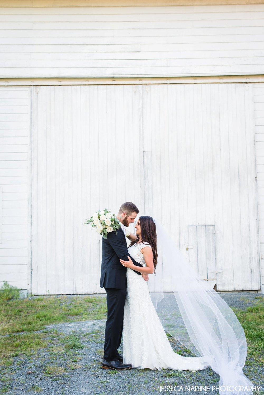 shaker barn wedding