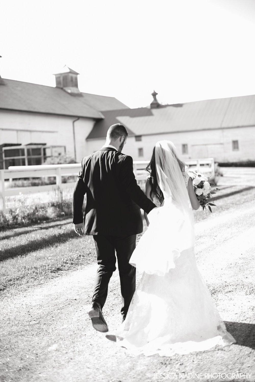 shaker heritage barn wedding