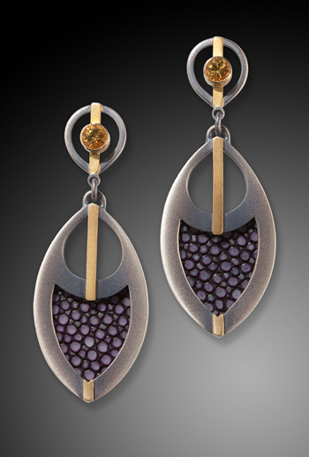 Stingray Feather Earrings MC 2012.jpg