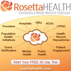 RosettaHealth. Connecting A Whole World of Healthcare. rosettahealth.com