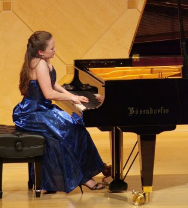 1st Boesendorfer International Piano Competition, Phoenix, AZ