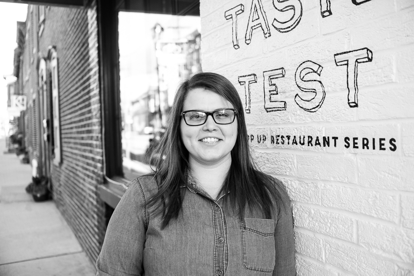 Chef Lauren Anile