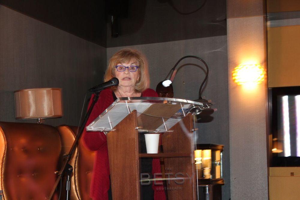 Dr. Miriam Kassanoff, Director of the Holocaust Education Institute at University of Miami (Public Programs Presenter)