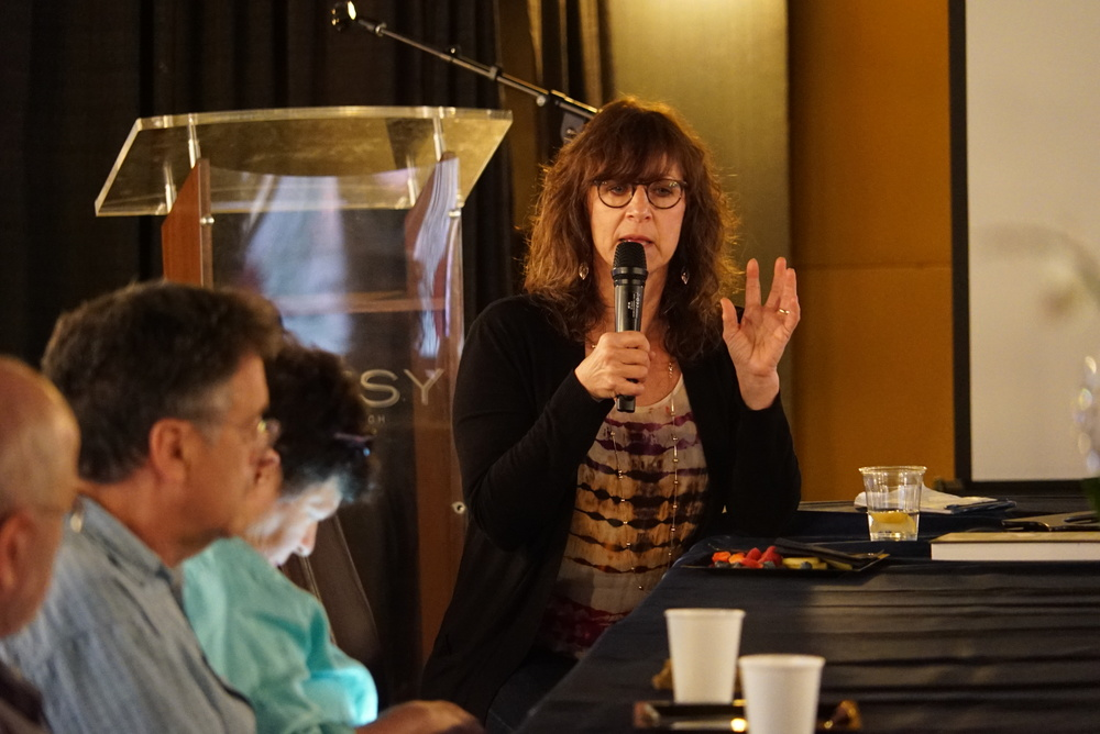 JAHLIT CO-Director, Dr. Holli Levitsky - breakfast salon presentation
