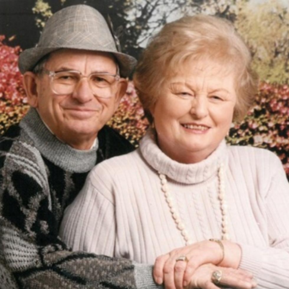 Walter and Irmgard Shnichel