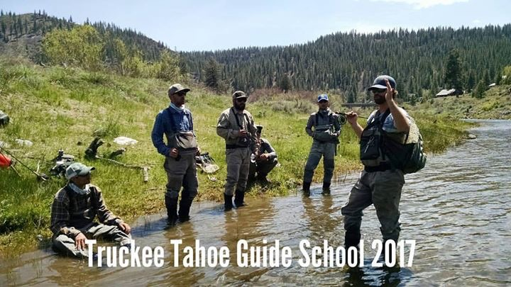 Truckee Tahoe Guide School