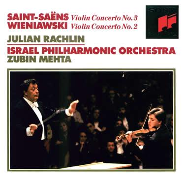 Saint-Saëns & Wieniawski Violin Concertos