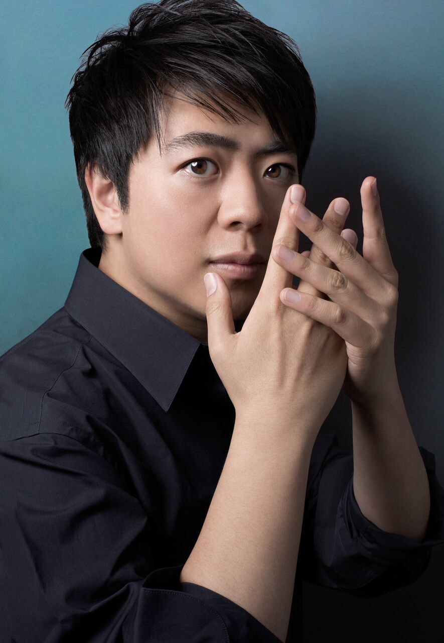 Lang Lang, world-famous pianist