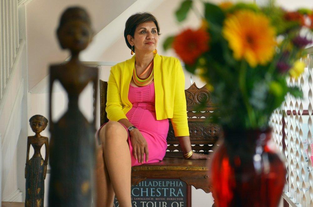 Neeta Helms, President Photo: Jahi Chikwendiu/Washington Post